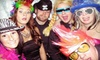 JPW PRODUCTIONS - Chicago: $375 for Three-Hour Photo-Booth Rental with Attendant, Props, and Unlimited Photos from JPW Productions ($750 Value)