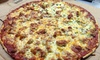Up to 40% Off Pizzeria Food at Creek Side Cafe And Pizzeria