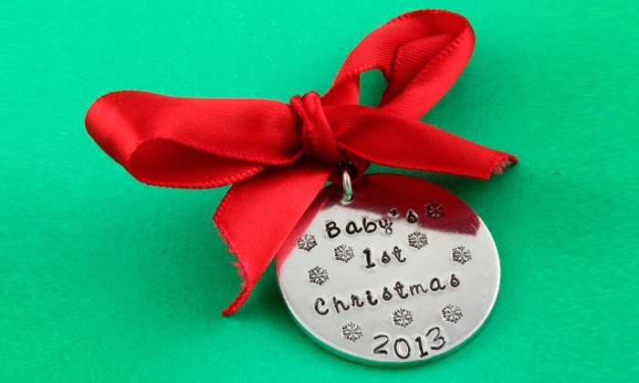 The Silver Diva - Montgomery: Personalized Ornament-Making Workshop for One or Two at The Silver Diva (Up to 50% Off)