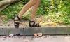 Muk Luks Women's Woven Sandals