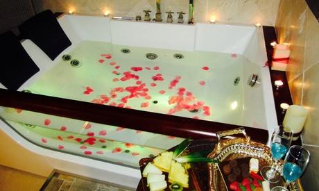Spa privado de 60 minutos para dos personas con masaje en pareja desde 59,90 € en Ocio Costa del Sol Oferta en Groupon