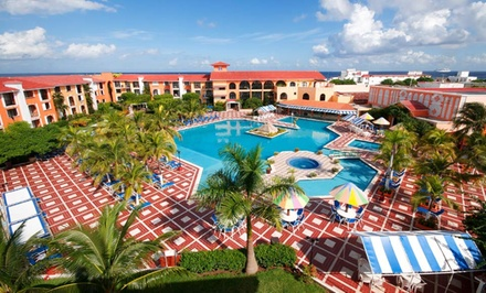 All-Inclusive Stay at Hotel Cozumel & Resort in Mexico, with Dates into December. Includes Taxes and Hotel Fees.