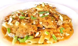 Bona Italian Restaurant: $18 for $30 Worth of Italian Dinner at Bona Italian Restaurant