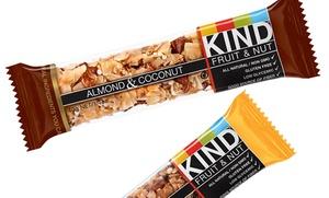 KIND Fruit & Nut Bars (24-Pack)