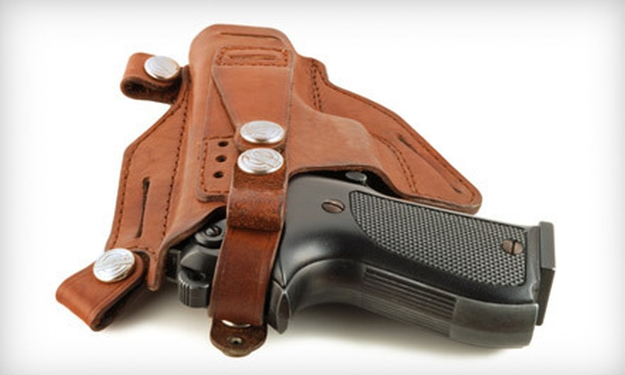 Inspired Shot - Washington: Concealed-Carry-Weapon Classes from Inspired Shot (Up to 53% Off). Four Options Available.