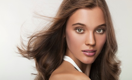 Three Blowouts, One Brazilian Blowout, or Split-End Repair at European Flair Salon & Day Spa (Up to 61% Off)