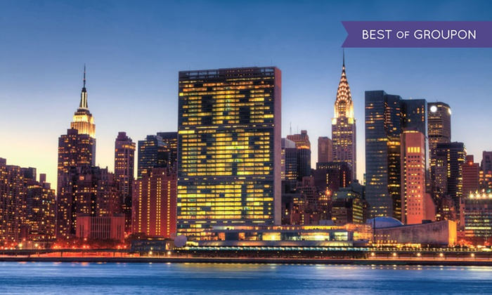 The DoubleTree by Hilton Hotel Metropolitan - New York City, New York: Stay at The DoubleTree by Hilton Hotel Metropolitan in New York City, with Dates into April
