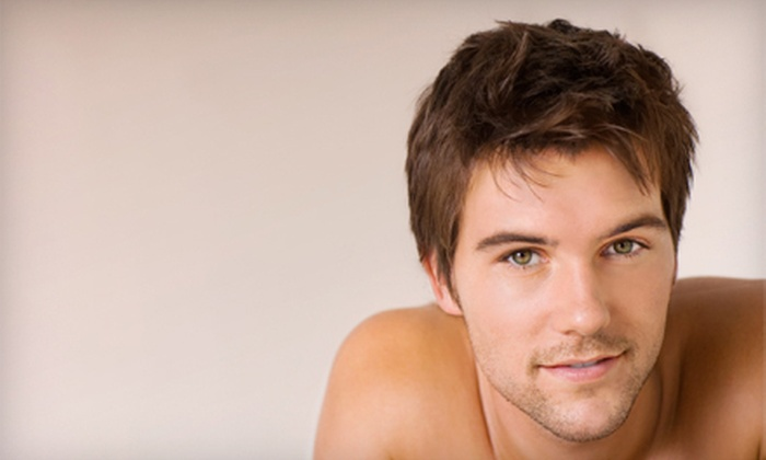 Salon Eco Chic - East Village: $29 for a Men's Haircut and Scalp Massage at Salon Eco Chic ($90 Value)