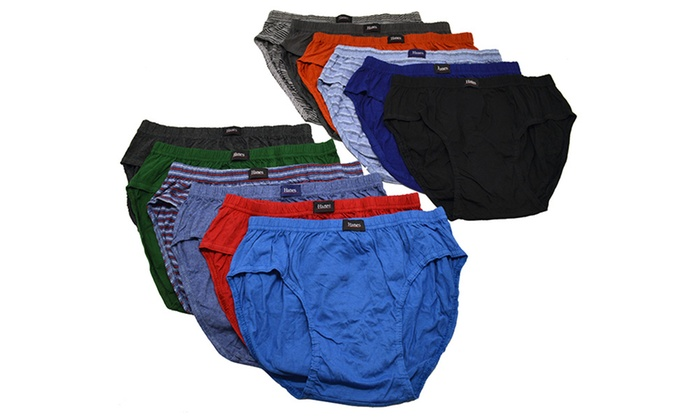 19beca73668f Up To 38% Off on Hanes Men's Sport Briefs (6-Pk.) | Groupon Goods