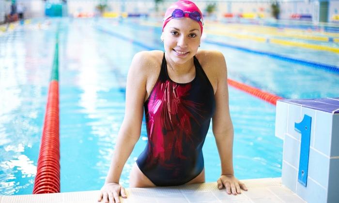 Merritt Athletic Clubs - Multiple Locations: $49 for Six Weeks of Michael Phelps Swim School at Merritt Athletic Clubs ($99Value)