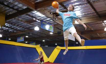 Pomona kids activities deals in pomona ca groupon image placeholder image for trampoline jump time at sky high sports up to 40 off publicscrutiny Images