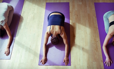 10 Drop-In Yoga Classes (a $108 value) - Pam Davis, LMT, RYT, CNS in Jacksonville