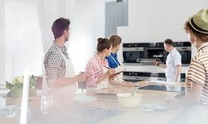 Escuela de Cocina Chema de Isidro: Curso para 1 o 2 de elaboración de sushi y cocina para niño desde 25 € en Escuela de Cocina Chema de Isidro