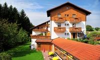 Bayerischer Wald: 2-3 Nächte für 2 Personen mit All Inclusive und Wellness-Gutschein im Landhotel Margeritenhof