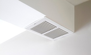 1 Nation Restoration: HVAC Services for Ten Vents or Whole-Home Duct Cleaning from 1 Nation Restoration (Up to 88% Off)