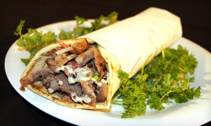 Pita Kitchen - Avondale: $10 for $20 Worth of Gyros, Kebabs, and Falafel at Pita Kitchen