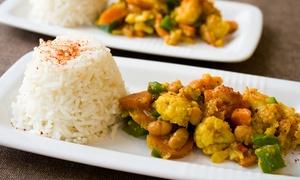 Restaurant Akuma Neyo: Menu africain avec entrée, plat et dessert pour 2 personnes dès 25,90 € au restaurant Afrik Délices