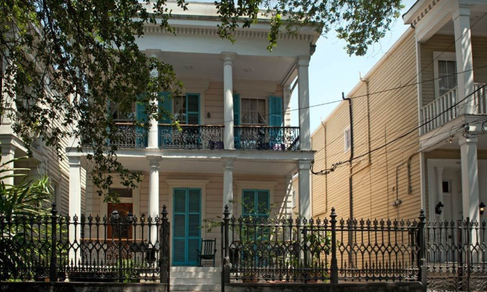 null - New Orleans: Stay for Two at Fairchild House in New Orleans, LA