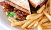 51% Off American Dinner at The Grubbery