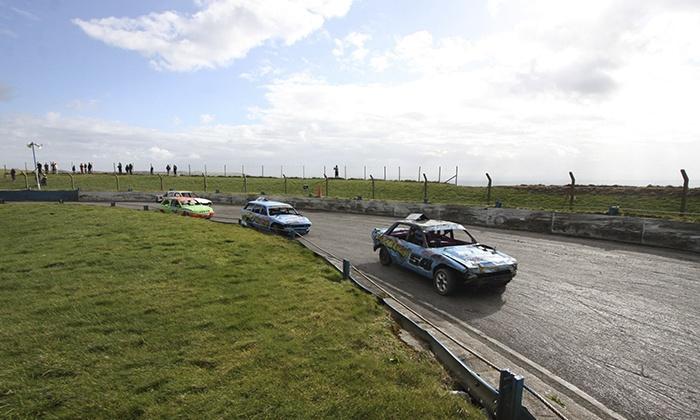 Mendips Raceway - Charterhouse: Micro Massacre: Banger Racing Event from £6 at Mendips Raceway (50% Off)