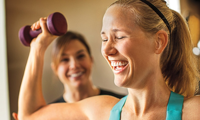 Anytime Fitness  - Oakville: 30-Day VIP Gym Membership or 60-Day VIP Gym Membership with Personal Training at Anytime Fitness (Up to 86% Off)