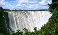See Victoria Falls on African Vacation with Airfare