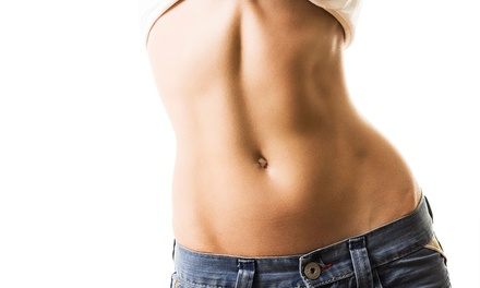 Three, Five, or Seven Abdomen-Slimming Treatments with Abdomen Wraps at Sunflower Day Spa (Up to 72% Off)
