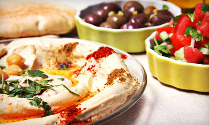 California Mediterranean Grill - Encino: Mediterranean Cuisine at California Mediterranean Grill (Half Off)