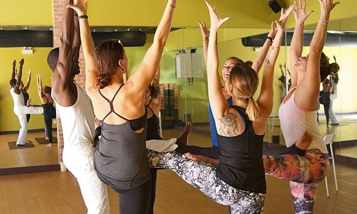 Zen Yoga Garage - Bucktown: 10-Week Yoga-Teacher-Training Course or Two Weeks of Unlimited Classes at Zen Yoga Garage (Up to 53% Off)