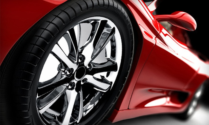 New Life Auto Spa - West Omaha: Ultimate Detail for Car, Truck, Van, or SUV at New Life Auto Spa (53% Off)
