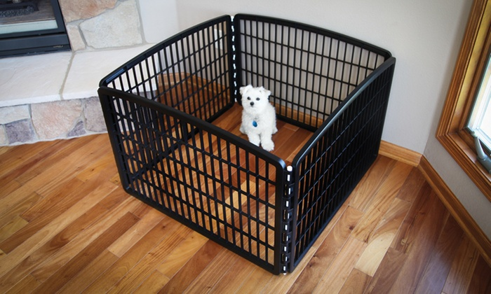 IRIS Pet Play Pen: $39.99 for an IRIS Pet Play Pen in Black ($59.99 List Price). Free Shipping and Returns.