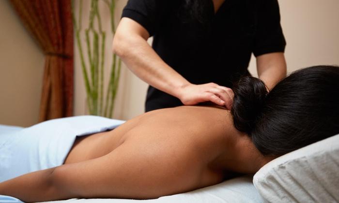 Advanced Massage - Grand Chute: One-Hour Swedish or Deep-Tissue Massage at Advanced Massage (Up to 52% Off)