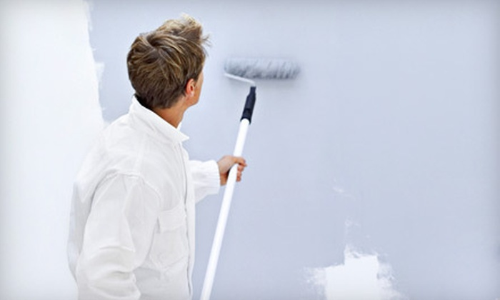 Grand America Painting - Granite City: $69 for Interior-Painting Services for One Room from Grand America Painting (Up to $150 Value)