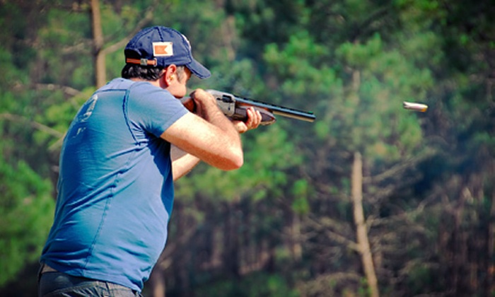 Etowah Valley Sporting Clays - Dawsonville: Skeet Shooting with Gun Rental, Ammo, and Clays for Two or Four at Etowah Valley Sporting Clays (Up to 55% Off)