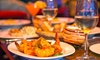 Re Sette - Midtown Center: Upscale Italian Dinner with Wine for Two or Four at Re Sette (Up to 53% Off)