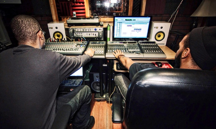Damatrix Studios Network - East Bronx: $50 for a Two-Hour Recording Studio Session at Damatrix Studios Network ($80 Value)
