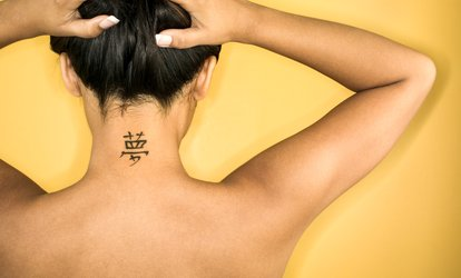 image for Four Treatments for an Area of Up to 2, 4, 6, or 8 Square Inches at Erased Laser <strong>Tattoo Removal</strong> (Up to 78% Off)