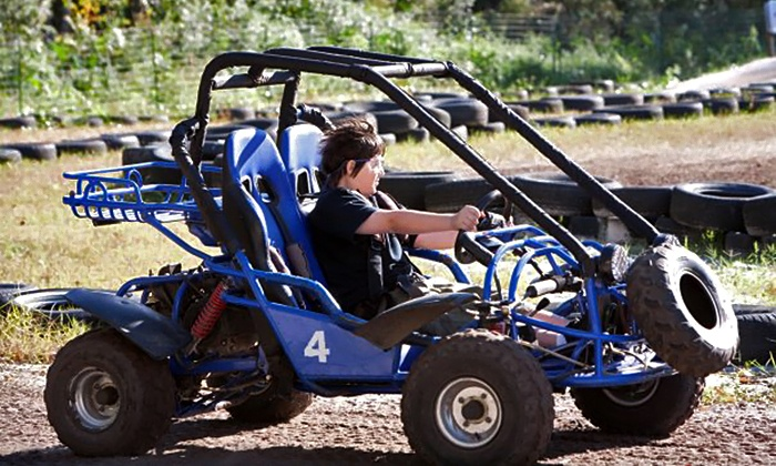Baja Buggyz - Jacksonville Heights South: Two or Four Buggy Rides from Baja Buggyz (Up to 40% Off)