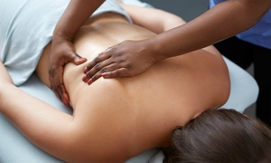 One 60-minute Swedish Or Deep-tissue Massage With Optional Aromatherapy At One Health & Wellness (up To 51% Off)