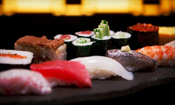 Sushi Saikou - Lago Vista: $15 for $30 Worth of Japanese Fare at Sushi Saikou in Rockwall