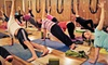 Practice Yoga - Central Sacramento: 10 Yoga Classes, Three Months of Unlimited Yoga, or a Yoga Workshop at Practice Yoga (Up to 82% Off)