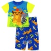 Disney The Lion Guard Toddler Boy's Pajama T-Shirt and Pants Set