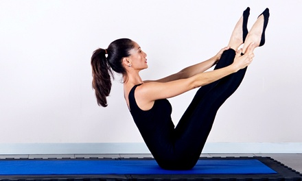 $44 for Four Semiprivate Springboard/Tower Pilates Classes at The Union Method ($132 Value)