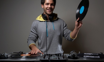 $270 for $600 Worth of DJ Services — Top Hits Dj