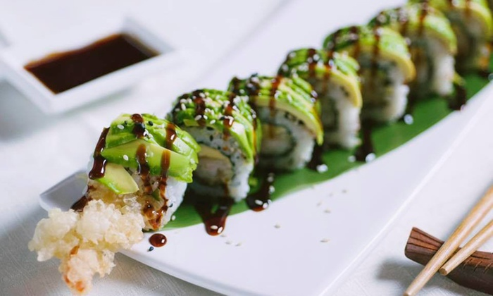 yu sushi & crudo restaurant