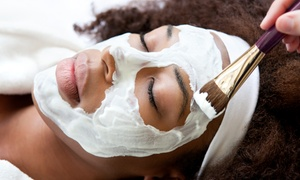Annshellay Health, Spa and Fitness: One or Three Basic Facials at Annshellay Health, Spa and Fitness (Up to 52% Off)