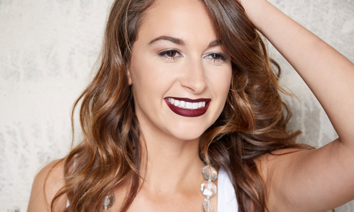 NYC Panache Salon - Forest Hills: $35 for an Evening Makeup Application at NYC Panache Salon ($75 Value)