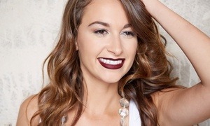 Astute Artistry: Blowdry or Blowdry with Makeup Application at Astute Artistry (Up to 56% Off)