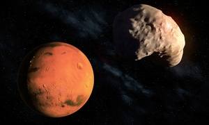 Buy Planet Mars: One Acre of Land on Mars from Buy Planet Mars ($35 Value)