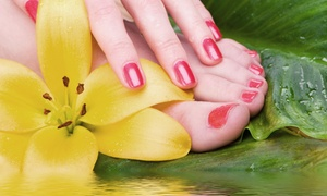 Spa Package For One Or Four People, Or A Reflexology And Detox Package At Matrix Spa & Massage (up To 58% Off)